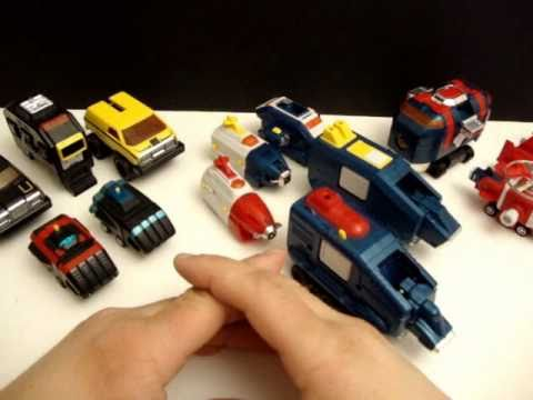VEHICLE VOLTRON - DAIRUGGER XV MATCHBOX PAYSET TOY REVIEW