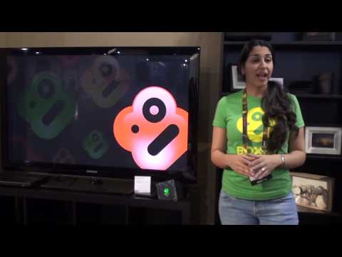CES SHOW 2010: Boxee Demostration powered by Dlink