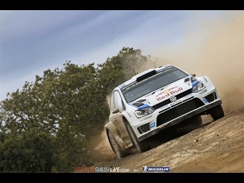 The race - 2014 WRC Rally de Portugal - Best-of-RallyLive.com