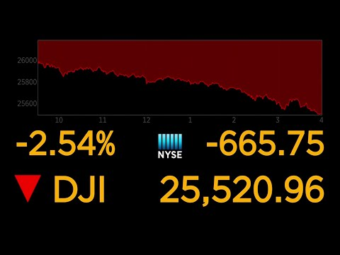 "Trader: Dow 665-Point Swing ""Normal Behavior"""