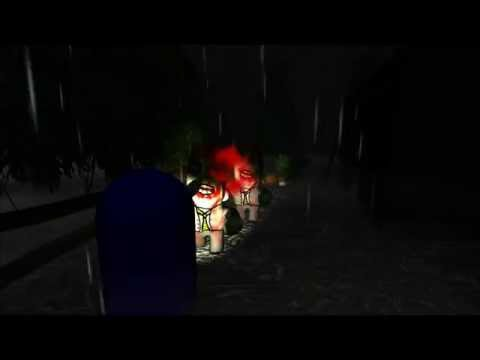 "Zombie Forest - Unity 3D Engine - Game Developing Fun - ""Updated"""