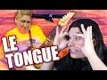 TONGO Y SU   PICO COVER DE LINKIN PARK    Reacci  n por Eddie Warboy -