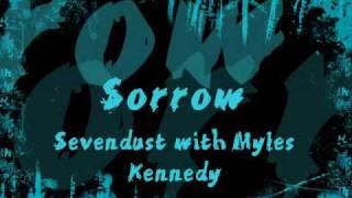 Watch Sevendust Sorrow video