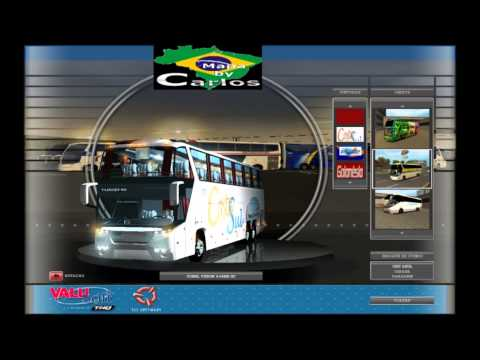18 Wheels of Steel American Long Haul # SHOWROOM MODBUS ULTIMATE 1.2