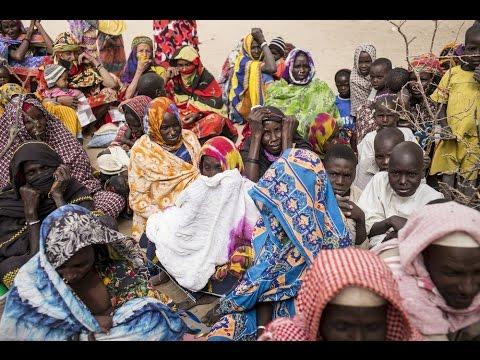 Enorm humanitær krise: På flugt fra Boko Haram