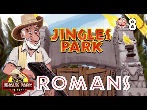 Jurassic World Evolution - Romans