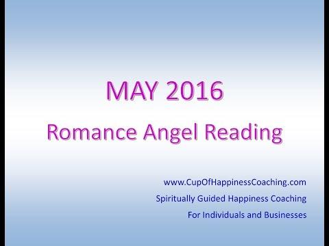 ARIES Angel Tarot Card MAY 2016 LOVE Reading