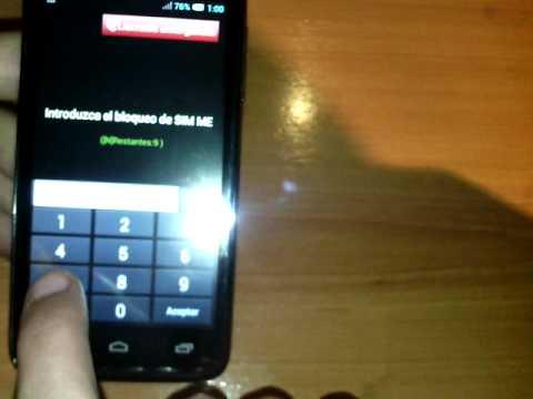 ¿Cómo liberar un teléfono Alcatel one touch x'pop OT-5035 ?