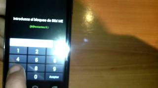 ¿Cómo liberar un smartphone Alcatel® one touch x'pop OT-5035 ?