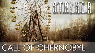 Call of Chernobyl [1.4.22]\\Стрим #4\\Прорыв на ЧАЭС.