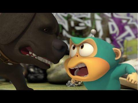 Обезьянки из космоса (Alien Monkeys) - Собака. Часть третья (16 серия)