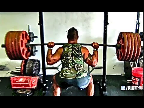 """Ass To The Grass"" (squat low or go home)"