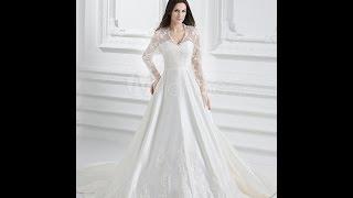 Qatar - Sexy Girl - Wedding dress - Video, image of Hot Girl and Beautiful