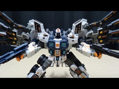 Maketoys HYPERNOVAE (Nova Prime): EmGo's Transformers Reviews N' Stuff
