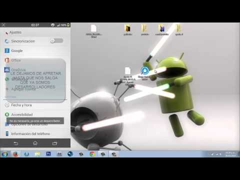 Root Android 4.3 Xperia ZL (C6503 y C6506)