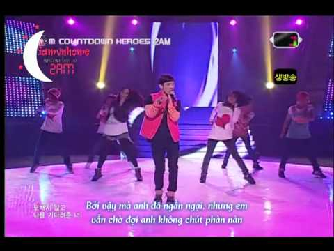 {IVH Vietsub} Kim Jong Kook ft. 2AM - Loveable