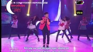 {IVH Vietsub} Kim Jong Kook ft. 2AM - Loveable