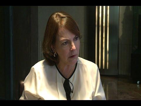 Entrevista con Mitzy Capriles, esposa del alcalde de Caracas