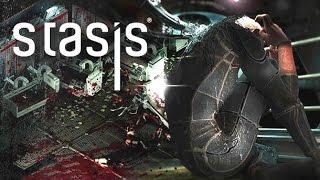 Stasis All Cutscenes (Game Movie) 1080p 60FPS HD