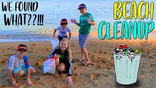 You Won't Believe What We Found on the Beach!!!