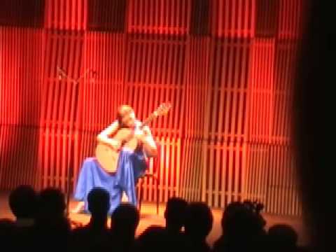 Ana Vidovic Uppsala Guitar Festival