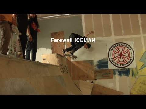 Farewell ICEMAN