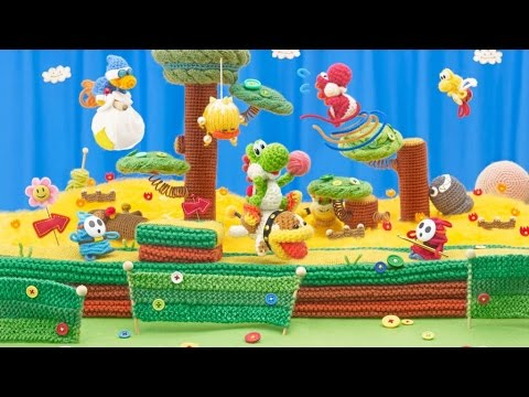 Yoshi woolly world ep 13 Assalto ai nidi