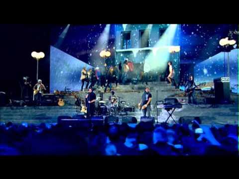Градусы — Заметает (Live, 2012)