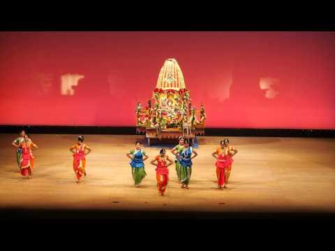 Indian Semi Classical Dance video