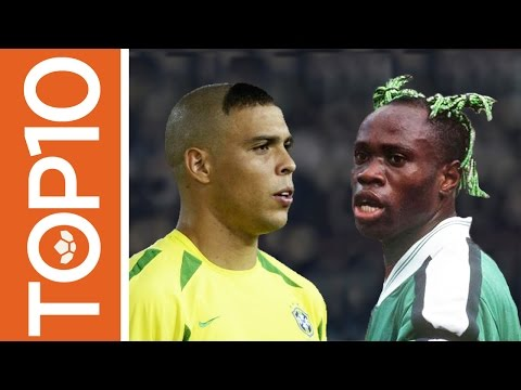 Top 10 Worst Haircuts in Football