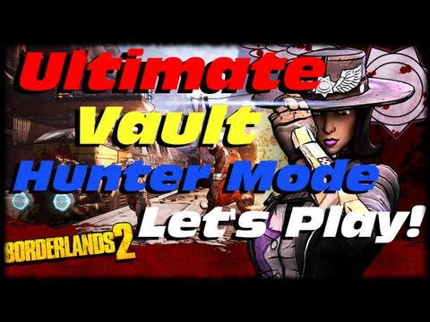 Borderlands 2 How To Power Level Overnight! Ultimate Vault Hunter Mode Lets Play Ep 18! Road To 61
