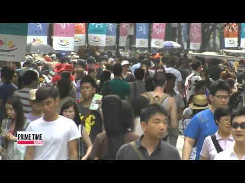 PRIME TIME NEWS 22:00  Household debt most serious threat to Korean economy: BOK governor