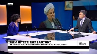 Iran after Rafsanjani: The power play between moderates and hardliners (part 1)