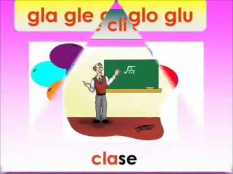 Palabras Silabas Compuestas Video Silabas Compuestas.wmv