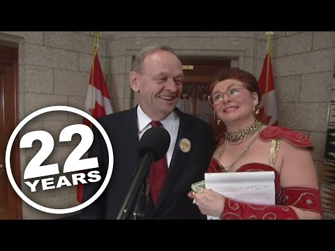 22 Minutes at 22 Years: Chrétien and Harper