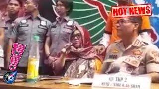 Hot News! Detik-detik Nunung Minta Maaf di Depan Awak Media Sambil Menangis - Cumicam 22 Juli 2019