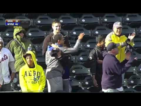 Marlon Byrd Walkoff Hit- April 7th