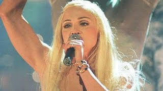 Madonna - Bedtime Story (Live from the 1995 Brit Awards)