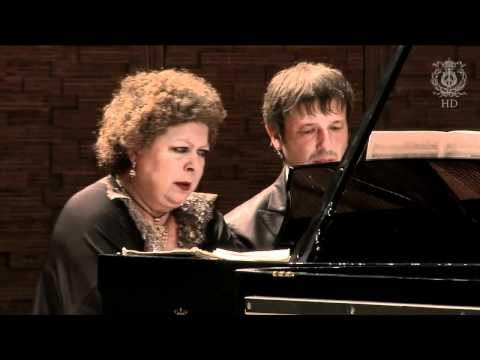 Boris Berezovsky & Brigitte Engerer at the Mariinsky Concert Hall
