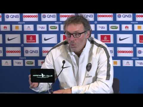 "Laurent Blanc: ""Haben Chelsea im Hinterkopf"" 