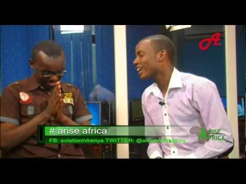 Arise Africa Show 3rd sep  2014 on ATV Kenya