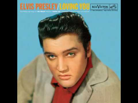 ELVIS PRESLEY - Loving You (full album)