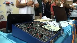 مشاريع مبتكرة بمهرجان العلوم بأربيل