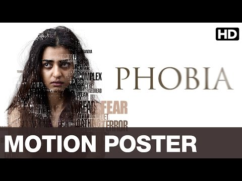 Phobia Official Motion Poster | Radhika Apte