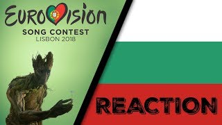 ESC 2018 | BULGARIA - EQUINOX - Bones (Reaction & Review)