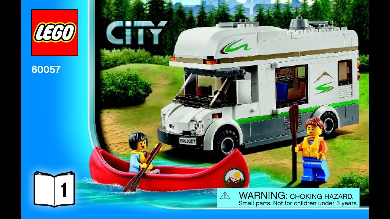 Lego City Books Lego City Great Vehicles 60057