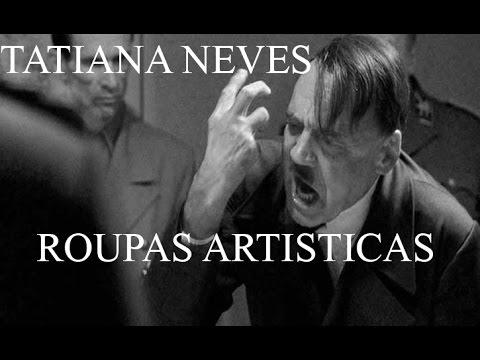 Hitler reage a Tatiana Neves e à sua ''roupa artística'' - Ivan Varela