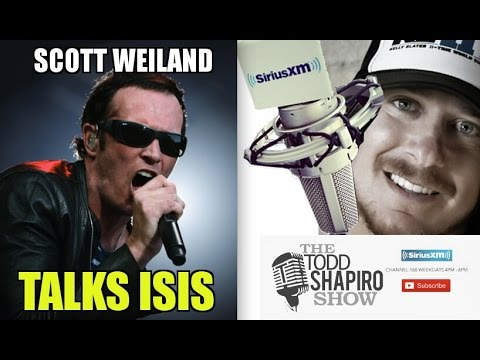Scott Weiland On ISIS, Trump (*Sadly this is his Last Live Interview. RIP Scott)