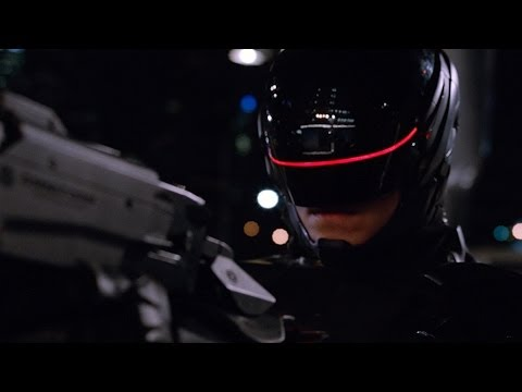 The Shift RoboCop 2014