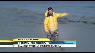 Hurricane Sandy: Where Will Super storm Hit and How to Stay Safe?